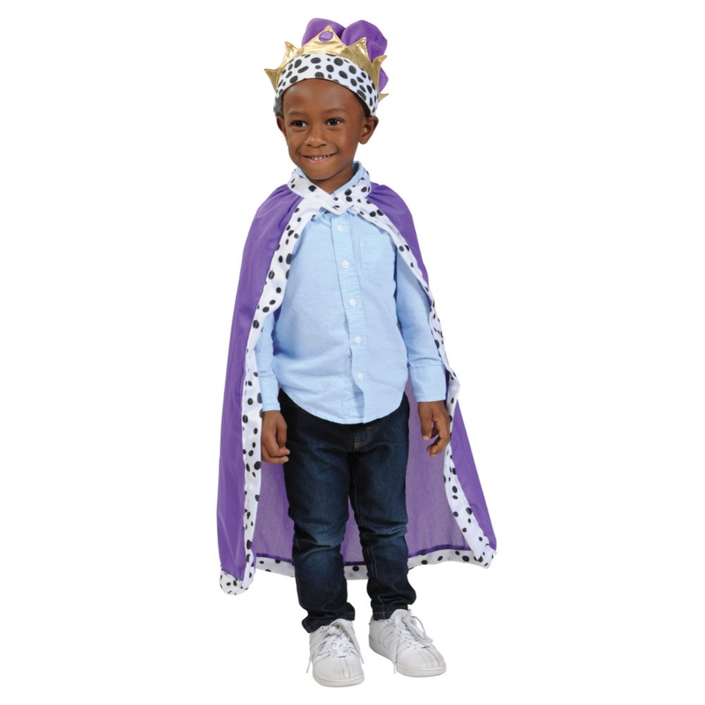 Alternate Image #1 of Pretend Play Dress-Up Trunk - 20 Pieces