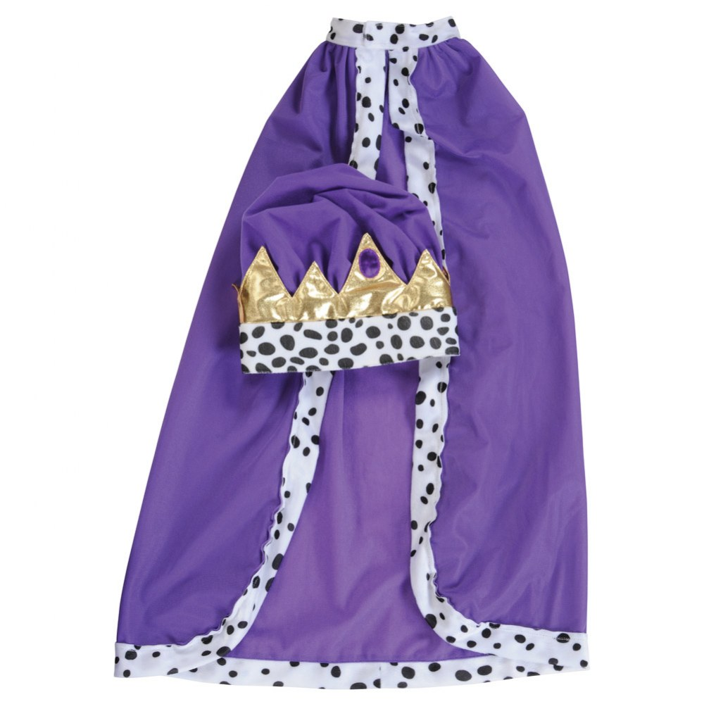 Alternate Image #4 of Pretend Play Dress-Up Trunk - 20 Pieces