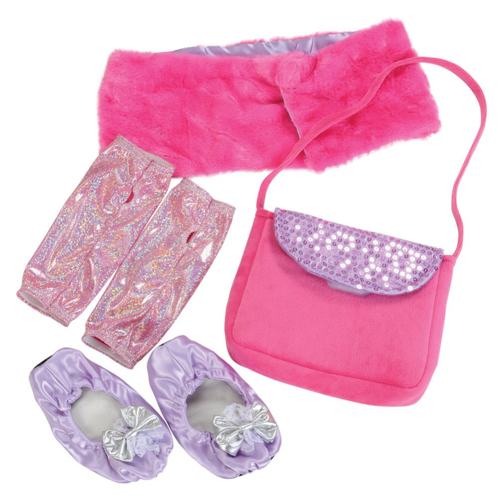 Alternate Image #8 of Pretend Play Dress-Up Trunk - 20 Pieces
