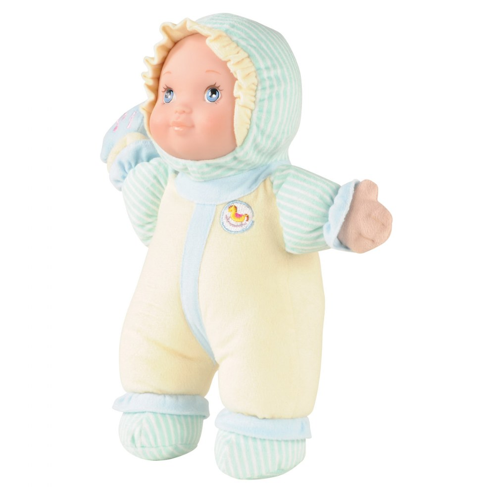 "Alternate Image #3 of My 1st Baby Doll 12"" Soft Body Pretend Play Sensory Doll"