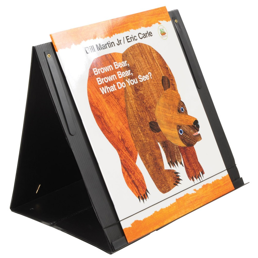 Alternate Image #7 of Prop-It Big Book Easel