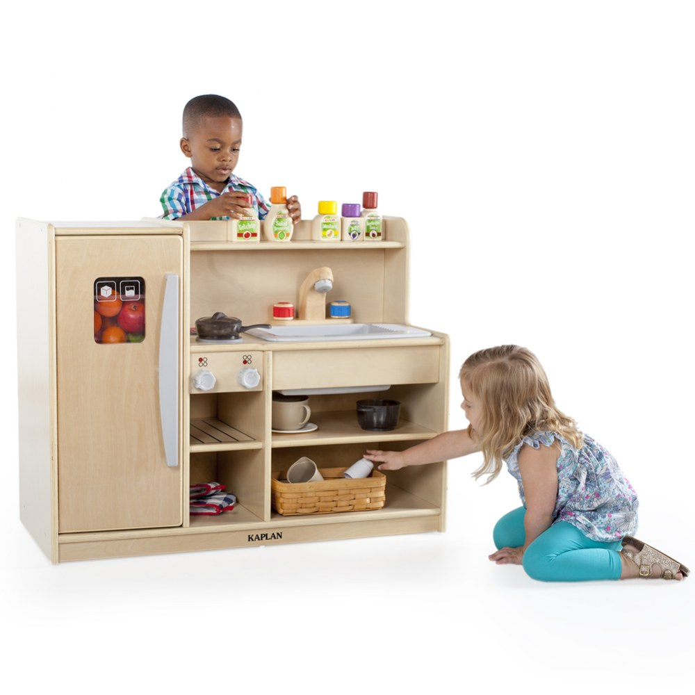 Alternate Image #2 of Toddler All-In-One Kitchen