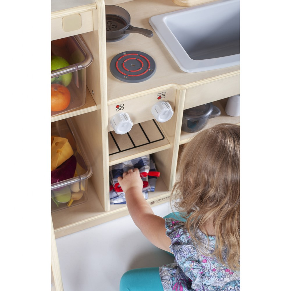 Alternate Image #3 of Toddler All-In-One Kitchen