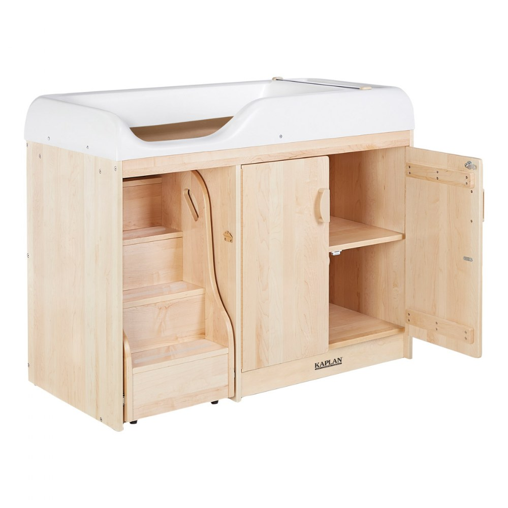 Alternate Image #1 of Maple Changing Table