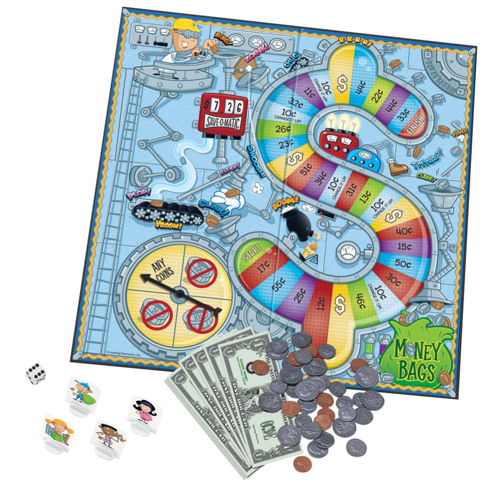 Money Bags™ Coin Value Game