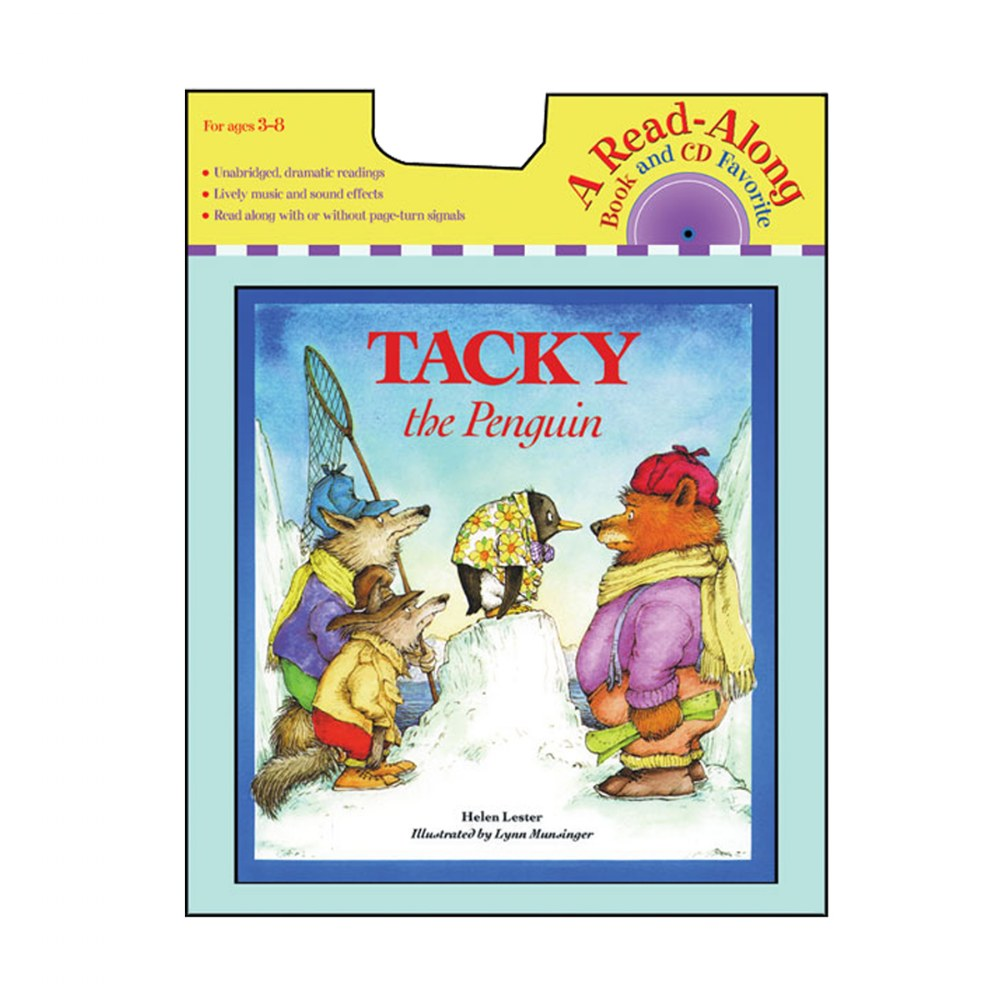 Alternate Image #4 of Classic Read Aloud Book and CDs -  Set of 6