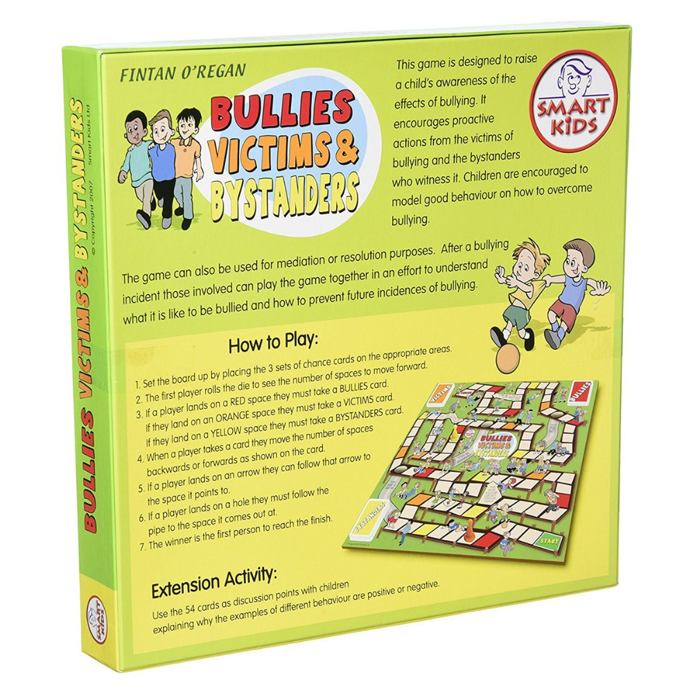 Alternate Image #2 of Bullies, Victims & Bystanders Board Game