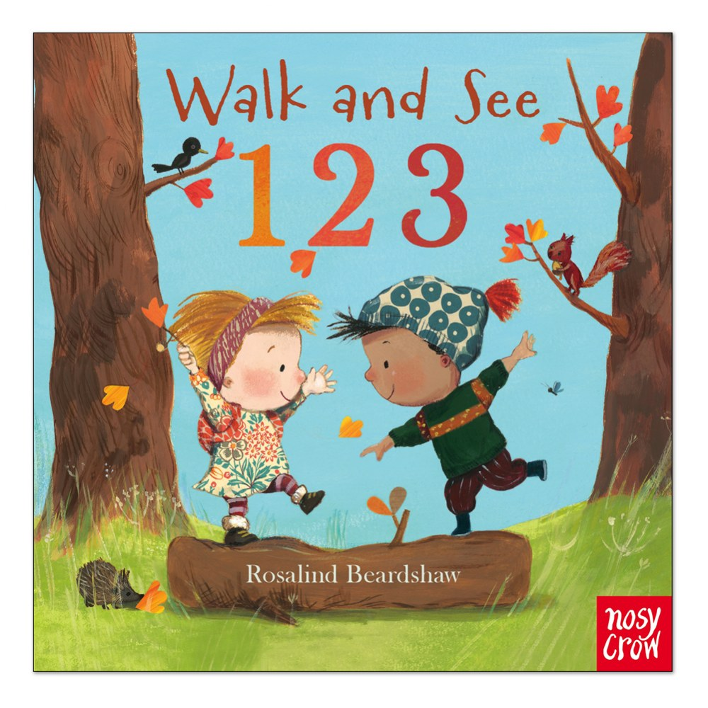 Alternate Image #1 of Walk and See Board Book Set - Set of 4