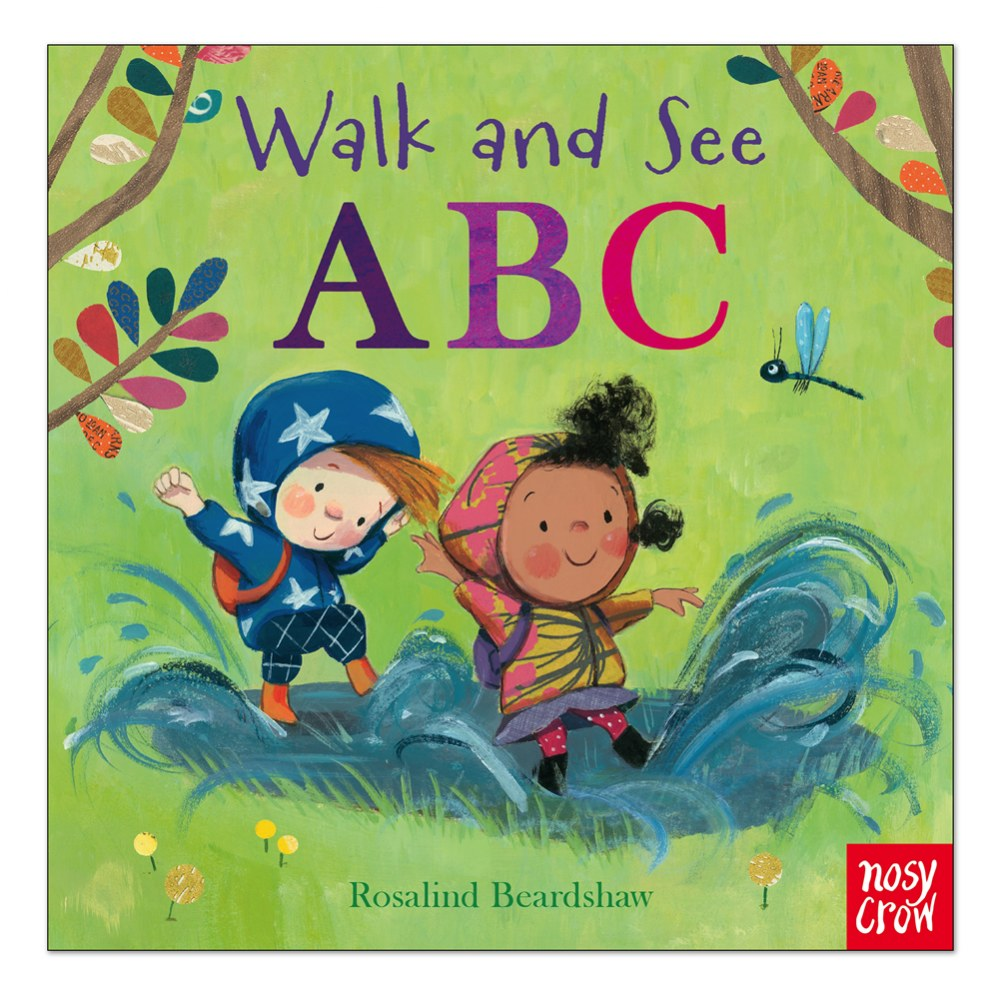 Alternate Image #2 of Walk and See Board Book Set - Set of 4
