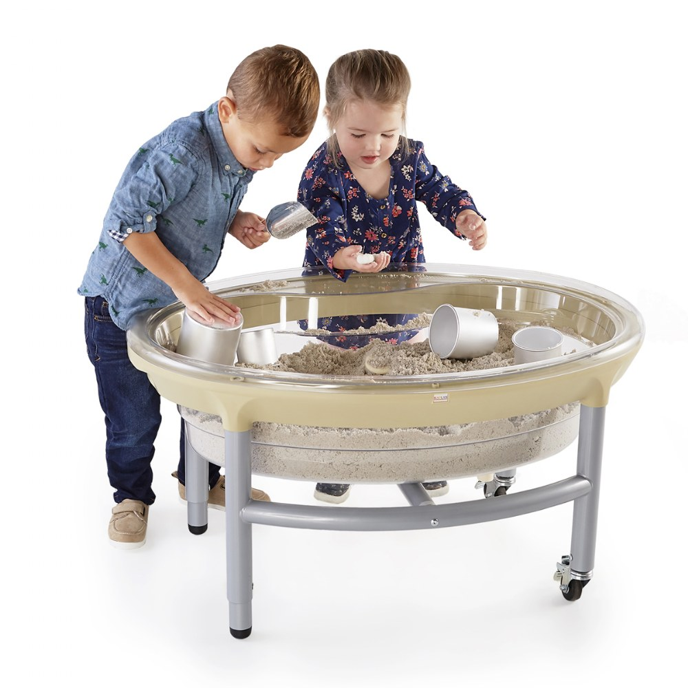 Alternate Image #4 of Adjustable Sand and Water Table and Accessories