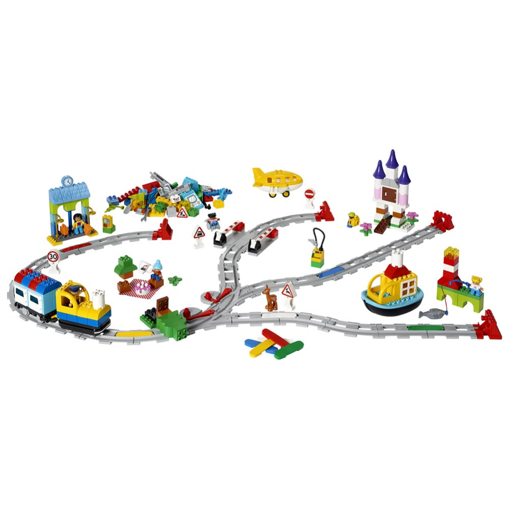 Alternate Image #1 of LEGO® DUPLO® Coding Express (45025)