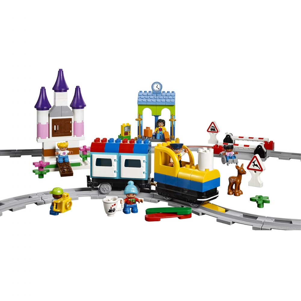 Alternate Image #2 of LEGO® DUPLO® Coding Express (45025)