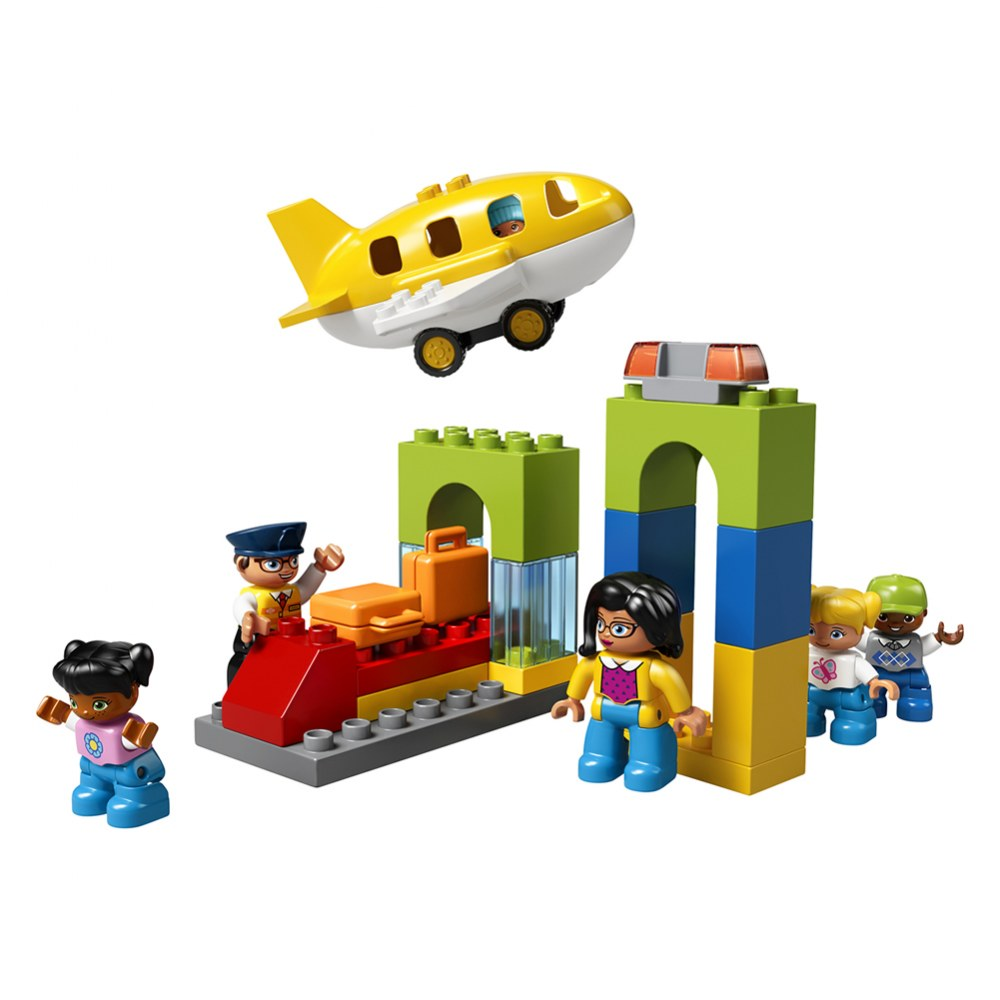 Alternate Image #5 of LEGO® DUPLO® Coding Express (45025)