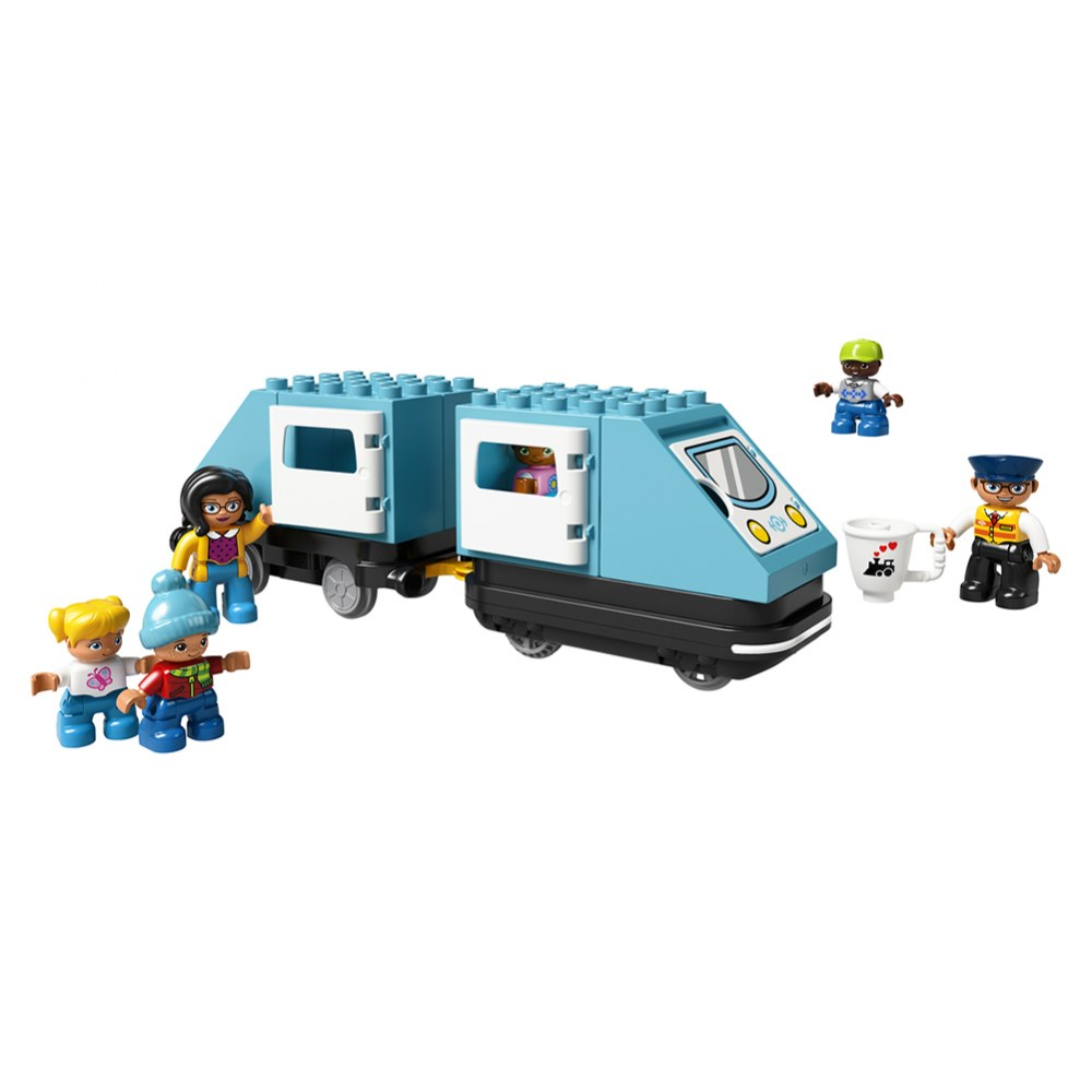 Alternate Image #6 of LEGO® DUPLO® Coding Express (45025)