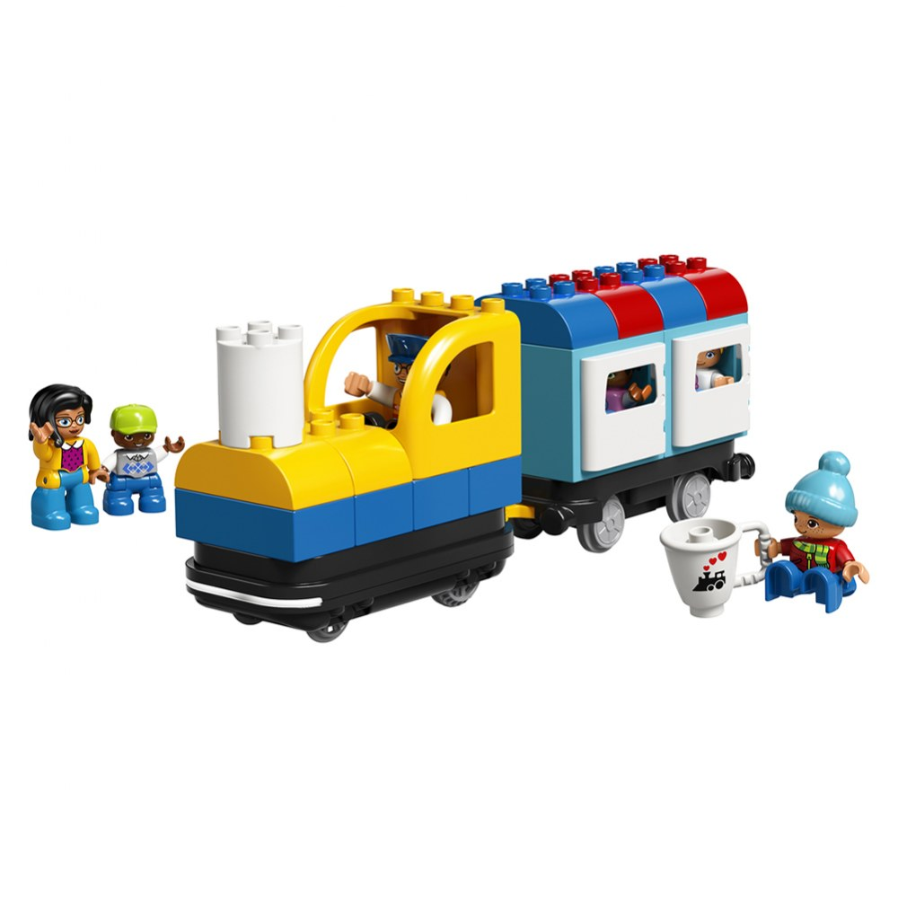 Alternate Image #7 of LEGO® DUPLO® Coding Express (45025)