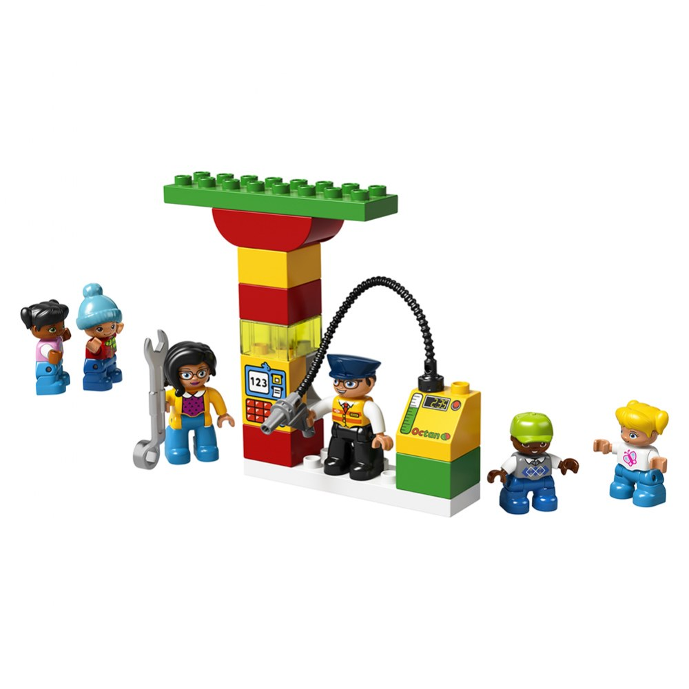 Alternate Image #8 of LEGO® DUPLO® Coding Express (45025)