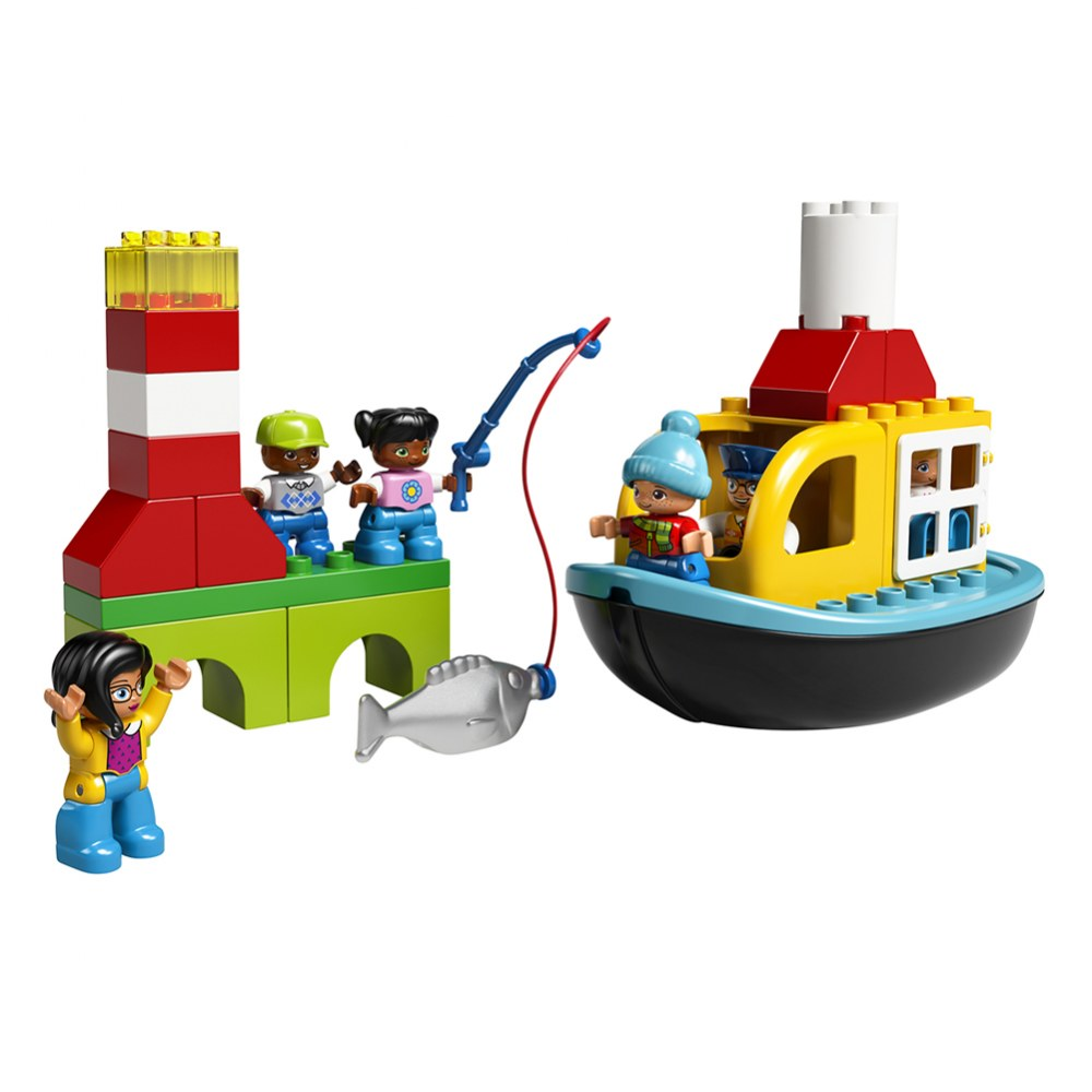 Alternate Image #13 of LEGO® DUPLO® Coding Express (45025)
