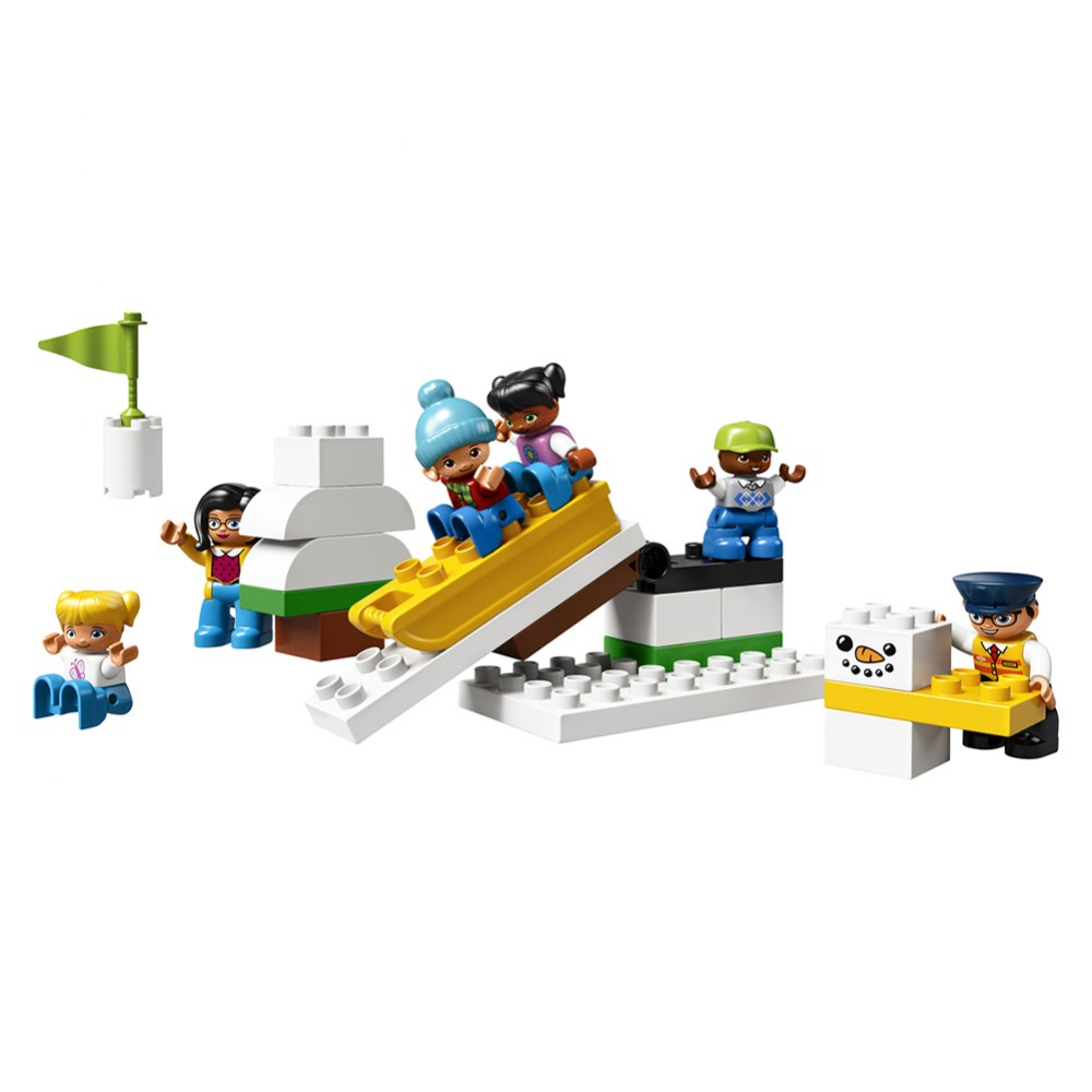 Alternate Image #16 of LEGO® DUPLO® Coding Express (45025)