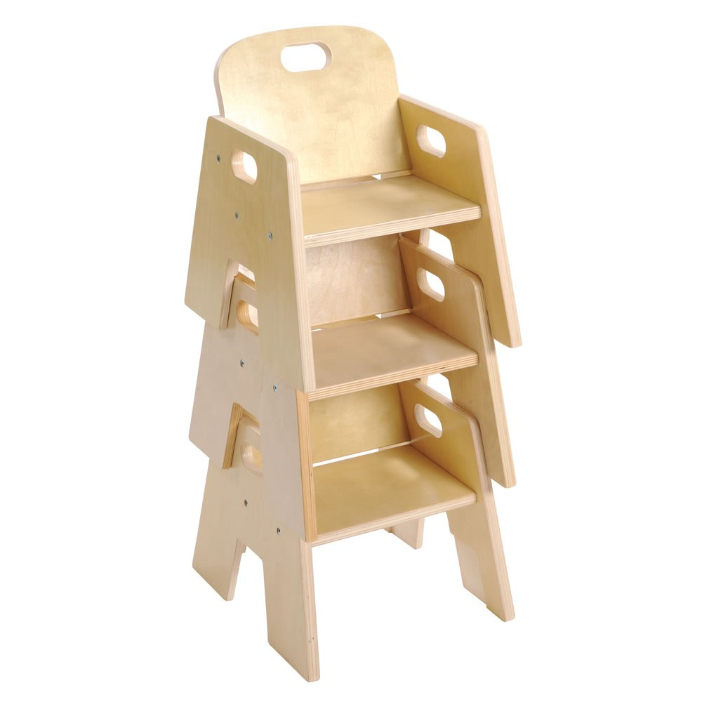 Alternate Image #1 of Toddler Stacking Chair (Set of 2)