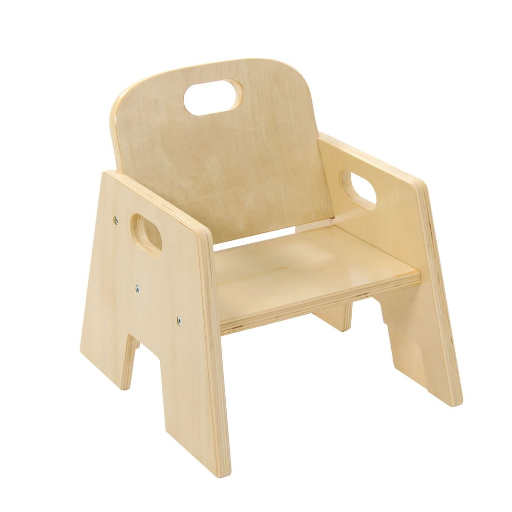 Toddler Stacking Chair (Set of 2)