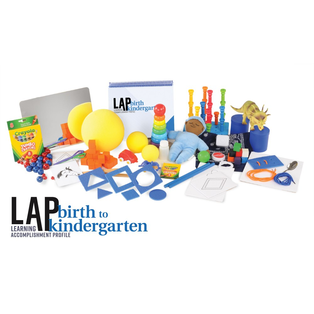 LAP™ Birth to Kindergarten Kit