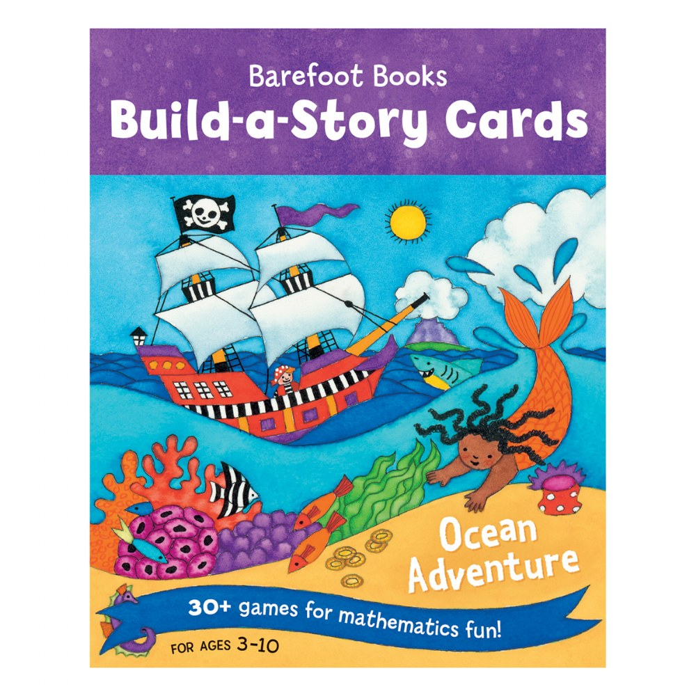 Alternate Image #4 of Build-a-Story Cards: Ocean Adventure - Card Deck
