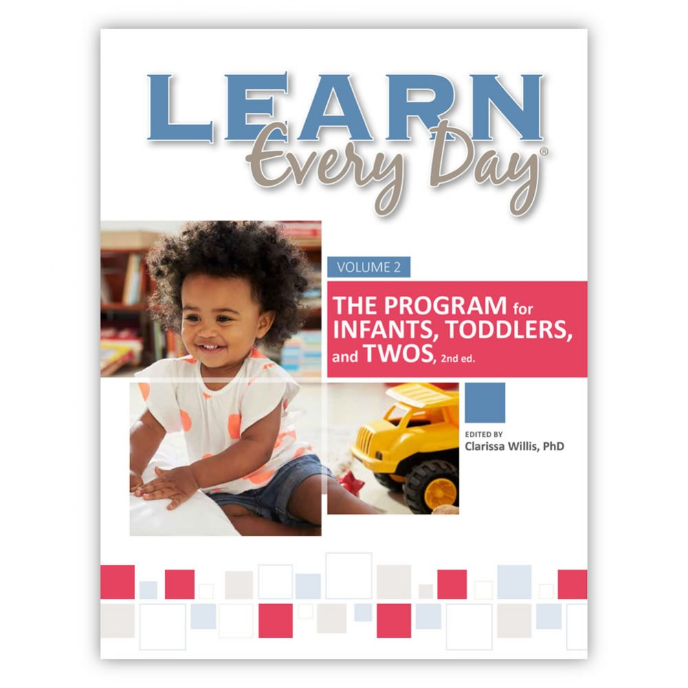 Alternate Image #3 of Learn Every Day™ : The Program for Infants, Toddlers, and Twos, 2nd Edition