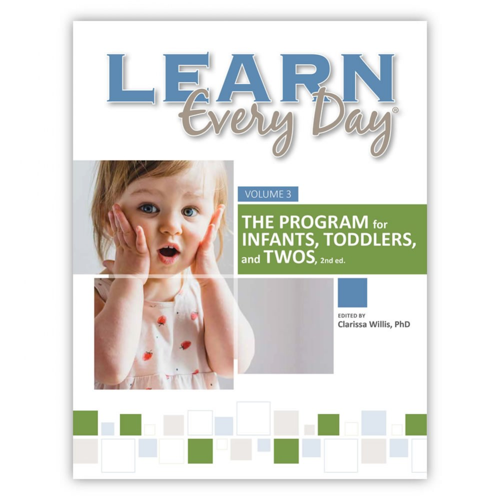 Alternate Image #4 of Learn Every Day™ : The Program for Infants, Toddlers, and Twos, 2nd Edition