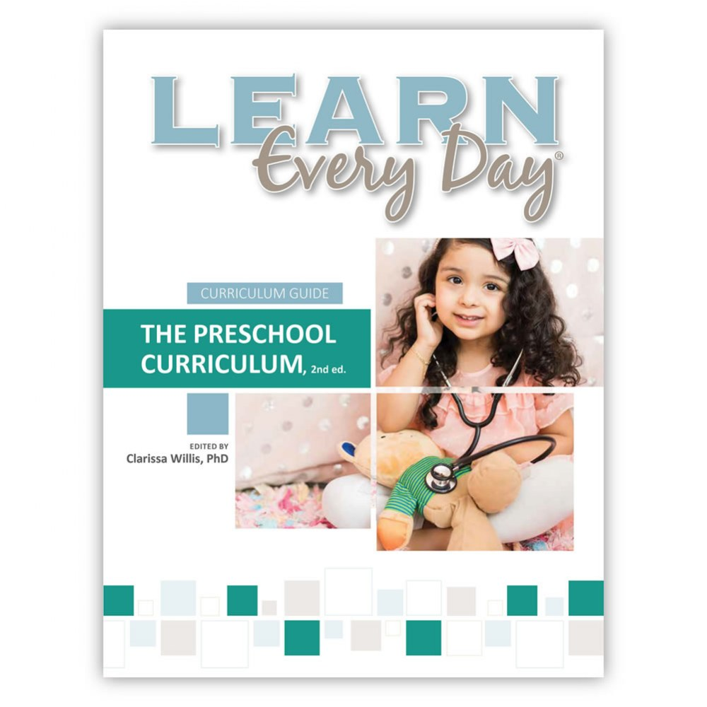 Alternate Image #1 of Learn Every Day™ : The Preschool Curriculum, 2nd Edition