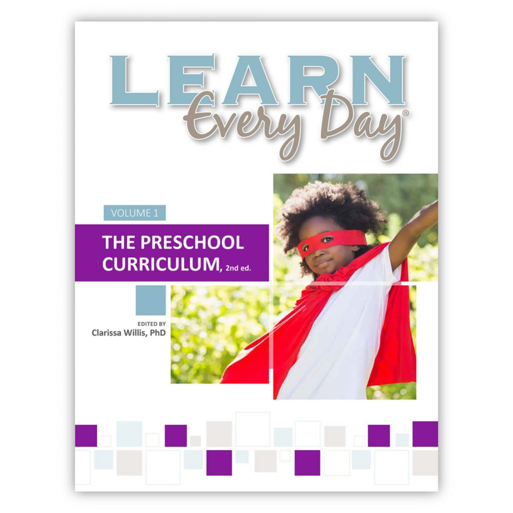 Alternate Image #2 of Learn Every Day™ : The Preschool Curriculum, 2nd Edition