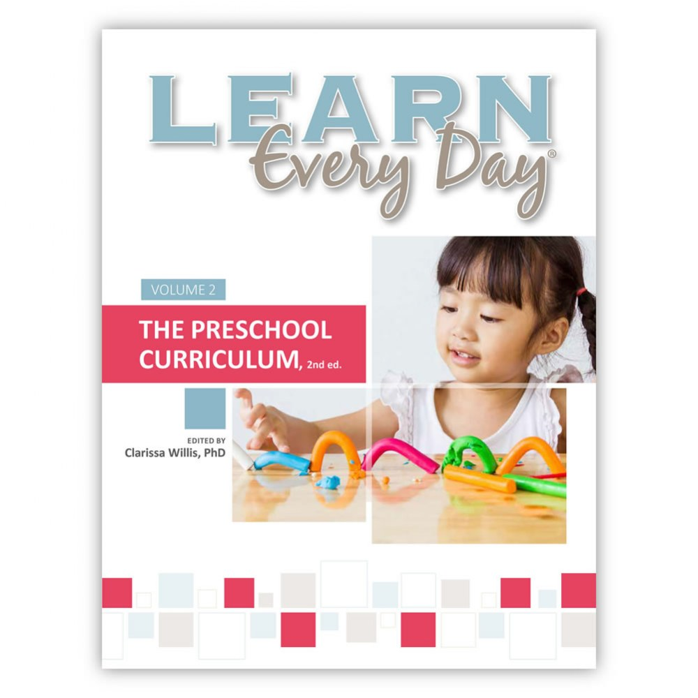Alternate Image #3 of Learn Every Day™ : The Preschool Curriculum, 2nd Edition