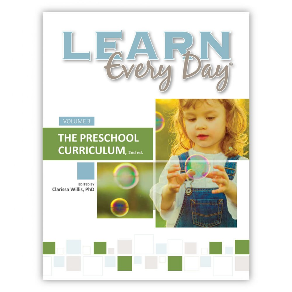 Alternate Image #4 of Learn Every Day™ : The Preschool Curriculum, 2nd Edition