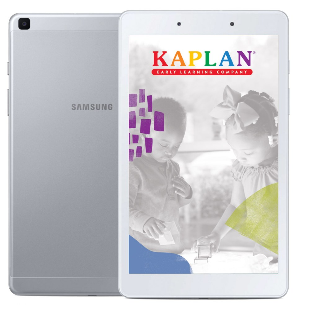 "Alternate Image #1 of Galaxy Tablet A 8.0"" 32GB - Wi-Fi"