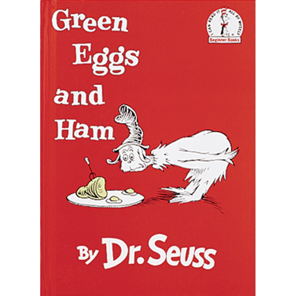 Green Eggs and Ham - Hardback