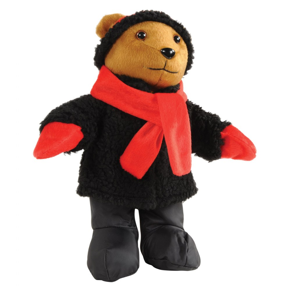 Alternate Image #1 of Weather Bear Set With Clothes for Each Season
