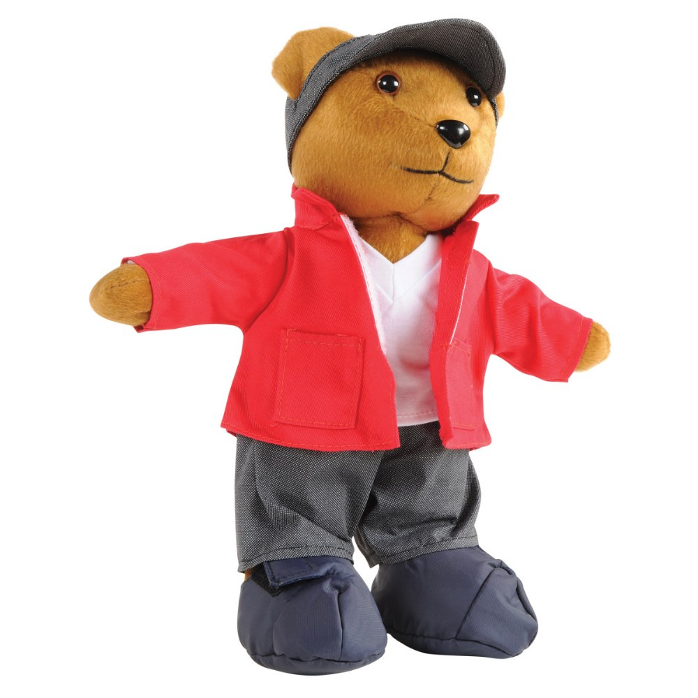 Alternate Image #2 of Weather Bear Set With Clothes for Each Season