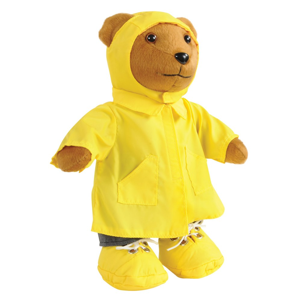Alternate Image #4 of Weather Bear Set With Clothes for Each Season