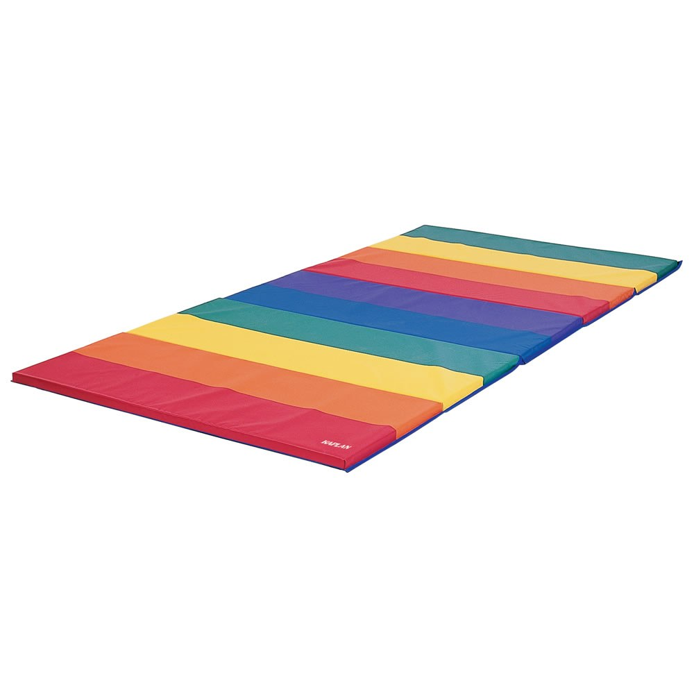 Rainbow Exercise Mats