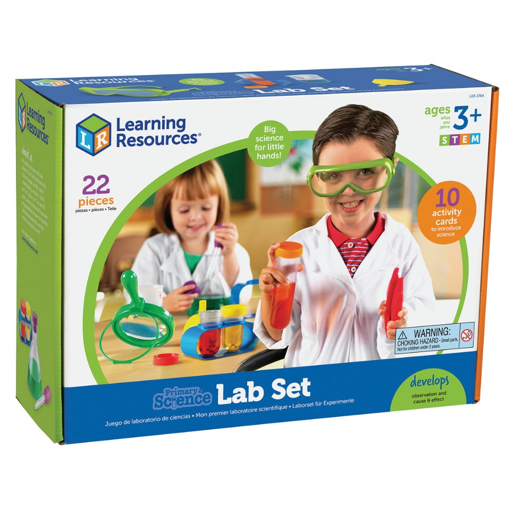 Alternate Image #3 of Primary Science Set and Lab Experments
