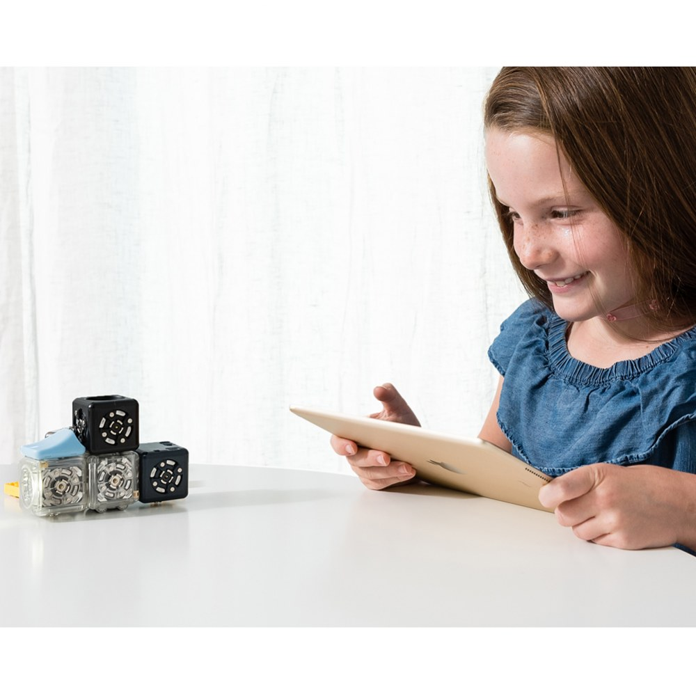 Alternate Image #3 of Cubelets Discovery Set - 6 Piece Set with Bluetooth®