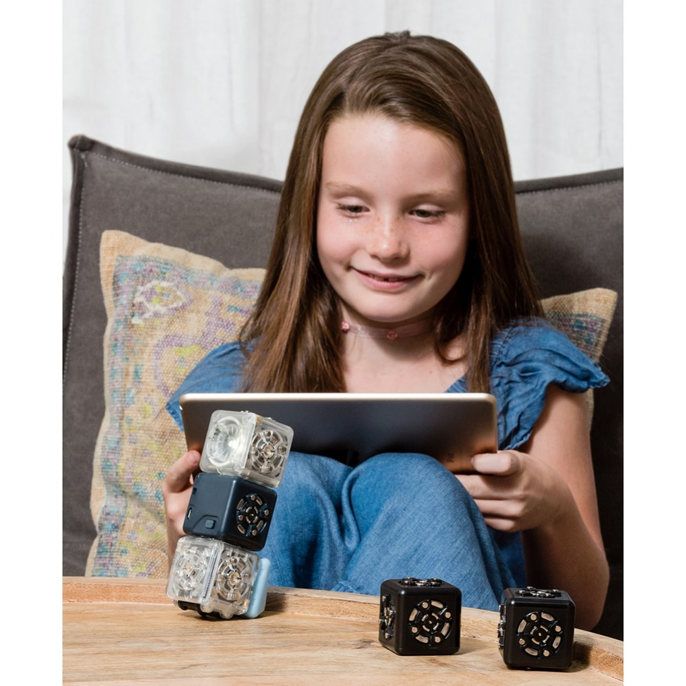 Alternate Image #4 of Cubelets Discovery Set - 6 Piece Set with Bluetooth®