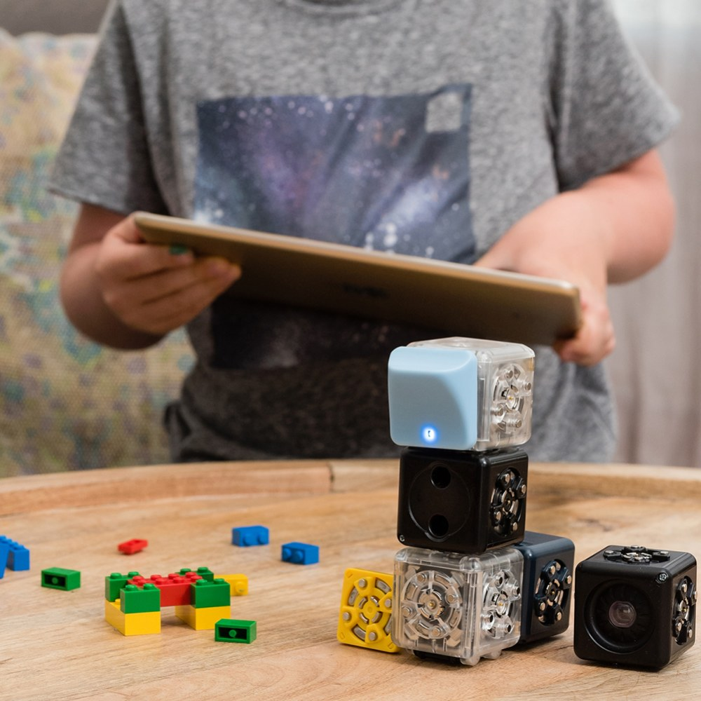 Alternate Image #5 of Cubelets Discovery Set - 6 Piece Set with Bluetooth®