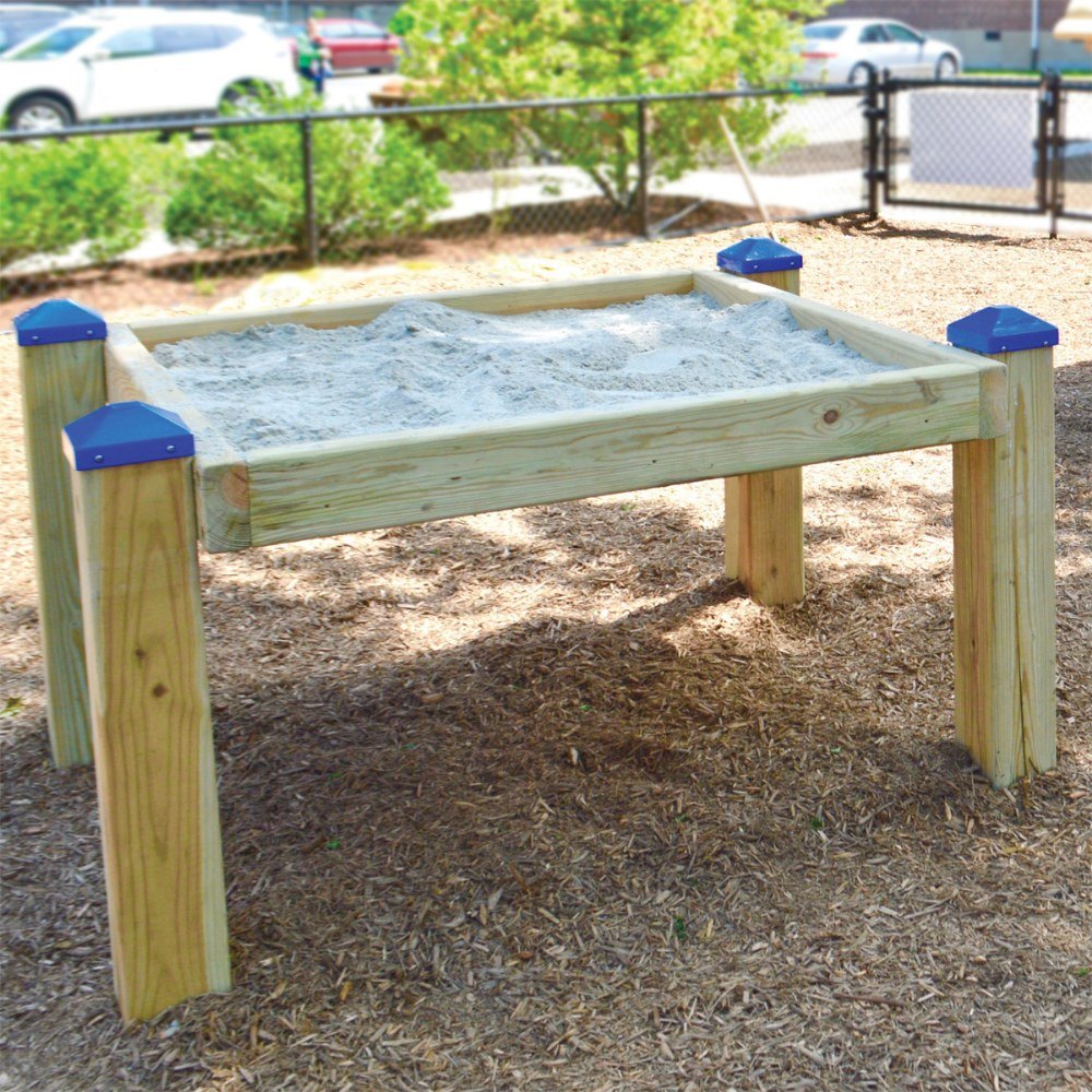 Alternate Image #1 of Accessible Sand Play Table