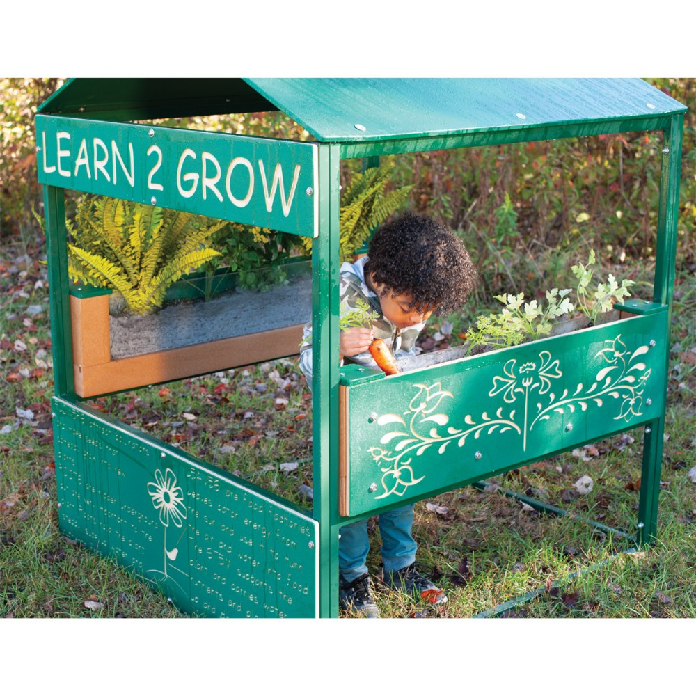 Alternate Image #3 of Learn 2 Grow Playhouse