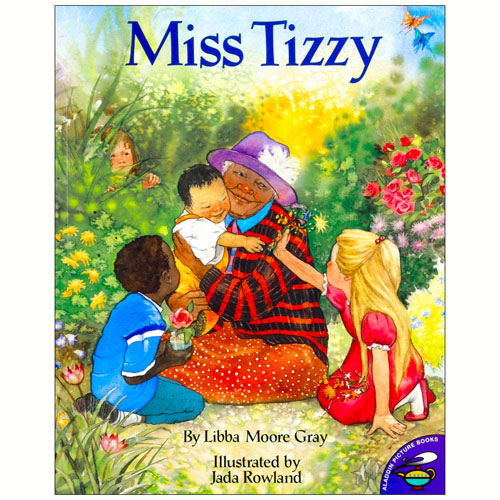 Miss Tizzy - Paperback book