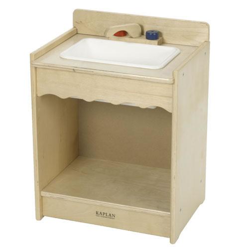Toddler sink for Kaplan floor planner