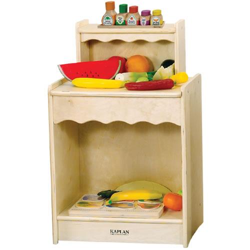 Toddler cupboard for Kaplan floor planner