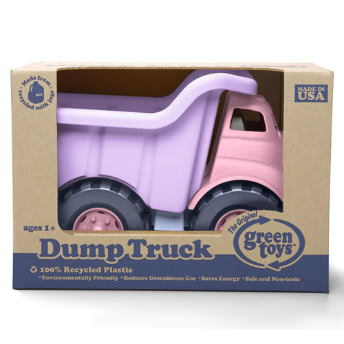 Alternate Image #4 of Eco-Friendly Pink Dump Truck