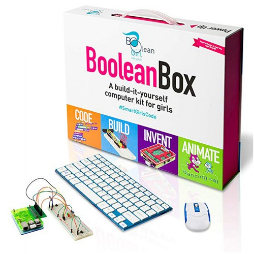 Boolean Box Build a Computer Kit for Kids