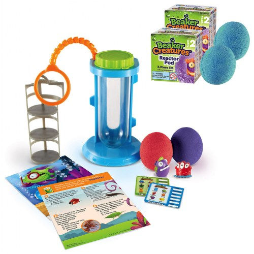 Beaker Creatures Magnification Chamber & Reactor Pods